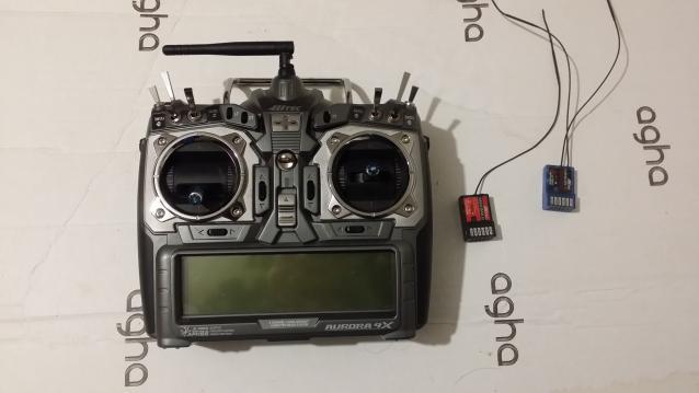 Vendo radio aurora 9x