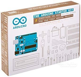 Arduino starter kit NUOVO