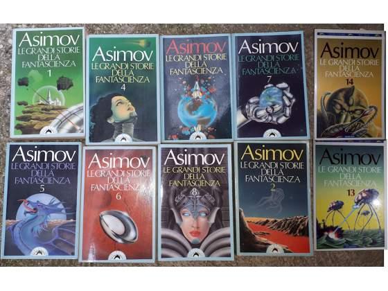 Asimov - Le grandi storie di Fantascienza