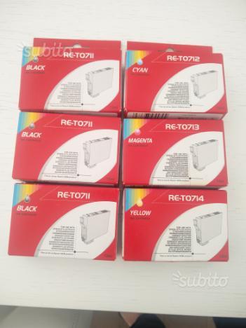 Cartucce stampanti Epson