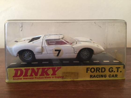 Ford GT Racing car DINKY
