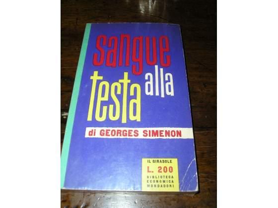 I romanzi di Simenon - mondadori
