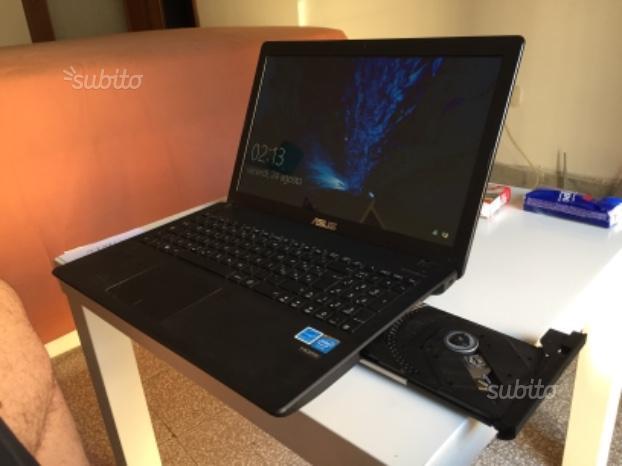 Notebook Asus come nuovo info nelle foto Windows10
