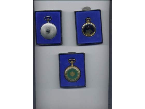 Orologi da collezione serie edicola