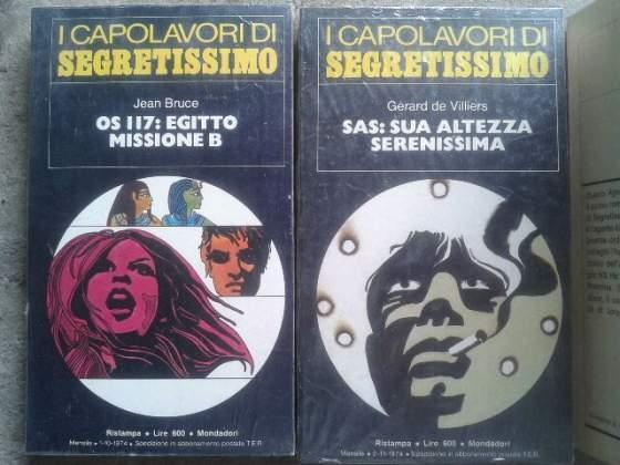 Sigillati - I Capolavori di Segretissimo anni '70