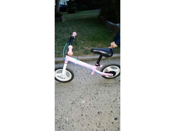 Bici senza pedali bambina