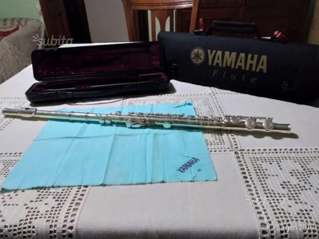 Flauto traverso jamaha MADE IN JAPAN