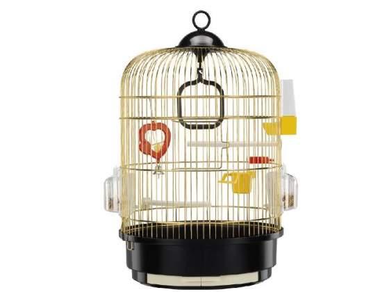 Gabbia Regina per canarini, esotici e altri piccoli uccelli