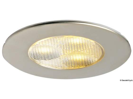 Plafoniera Quadra Led 108 : Plafoniera quadra led spotty linea light