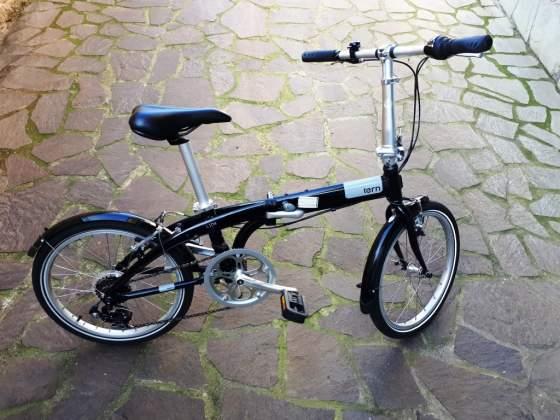 Bici Pieghevole Tern Link P9.Bici Pieghevole Tern Link P9 Elettrificata Posot Class