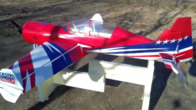 Yak 54 Extreme Flight RC 91 prezzo ribassato