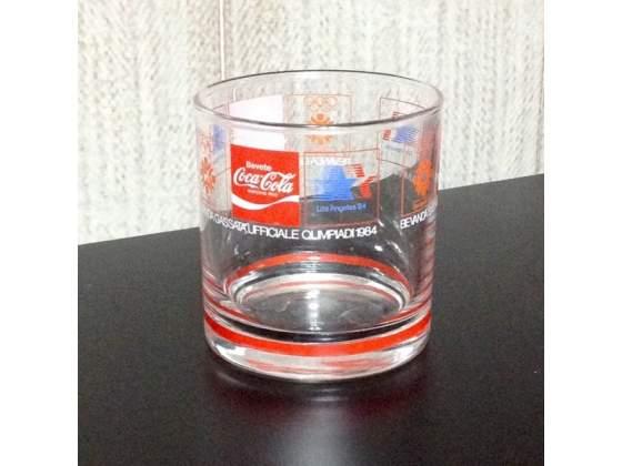 Bicchiere da collezione Coca Cola
