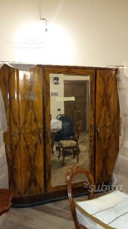 Camera da letto epoca anni 40 | Posot Class