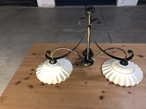 Lampadari Arte Povera Prezzi.Vendo Lampadario Arte Povera Posot Class