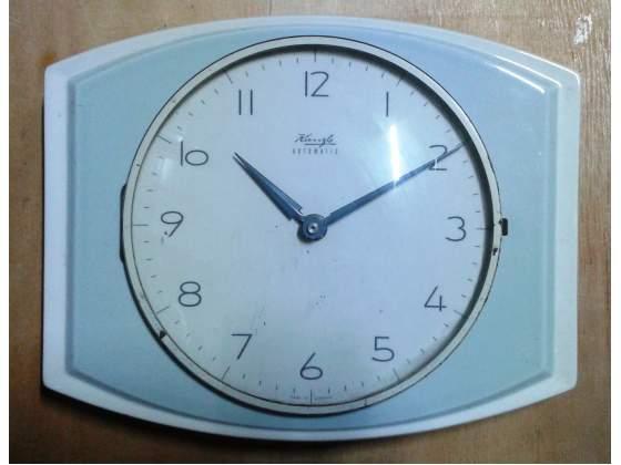 Orologio da parete in ceramica Vintage