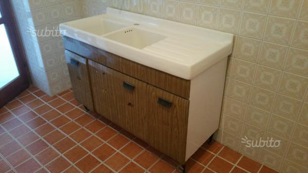 REGALO - Mobile lavabo cucina in ceramica