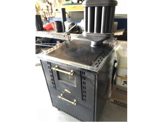 Stufa a legna ventilata posot class - Radiatore per stufa a legna ...