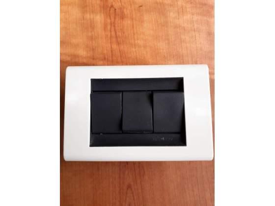 BTICINO CLASSIC Invertitore, Deviatore e Interruttore con