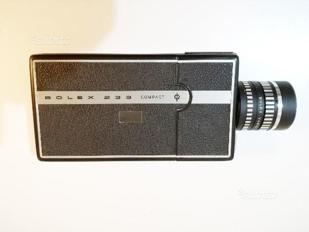 Bolex 233 Compact Vintage