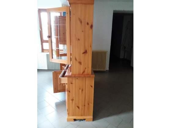 Credenza Legno Rustica : Credenza legno massello rustica taverna sala posot class