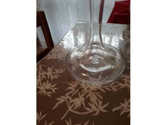 Decanter vetro cristallo