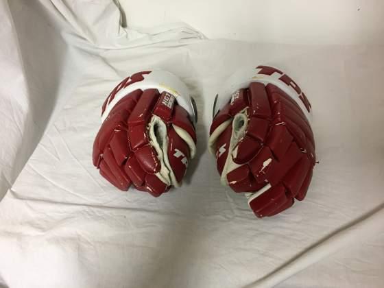 Guanti Hockey Ghiaccio TPS (tg large) rossi