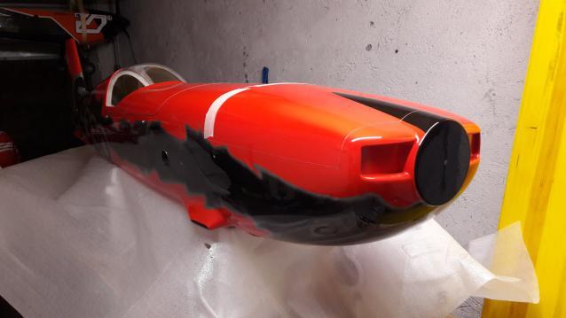 Krill EXTRA 300SC + MVV115NP + tuned pipes