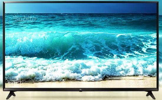 LG TV LED Ultra HD 4K UJ620V Smart TV