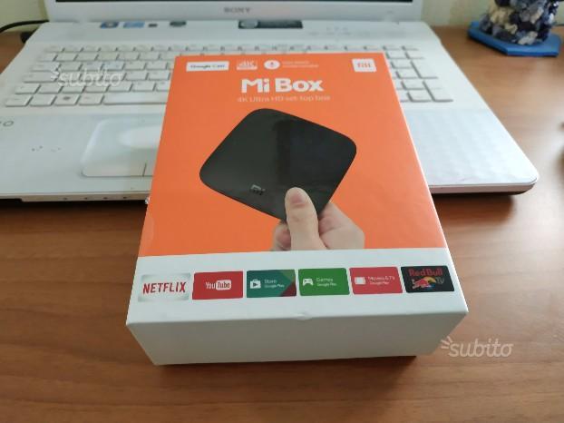 Mi box smart tv