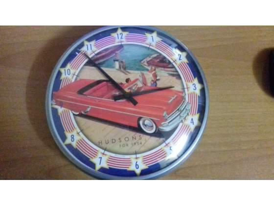 Orologio da parete vintage, anni 60