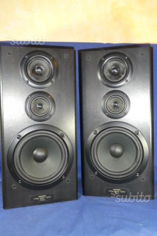 Pioneer s-z360 diffusori casse 120 w 3 vie bass re
