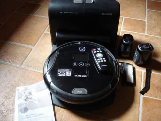 Robot aspirapolvere Samsung Navibot SR