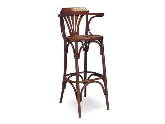 Sedie e sgabelli bistro in legno di faggio da birreria pub