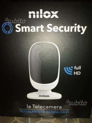 Telecamera Nilox wifi