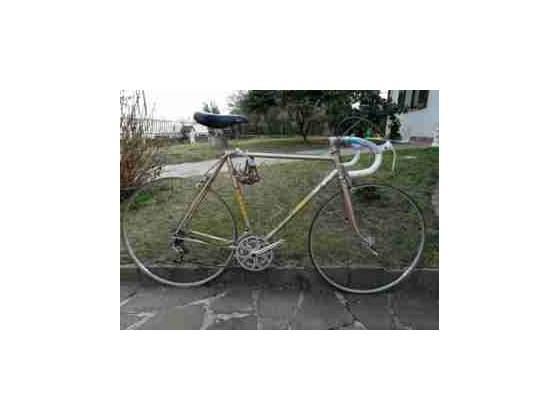 Vendo o scambio bicicletta da corsa Adorni Sport