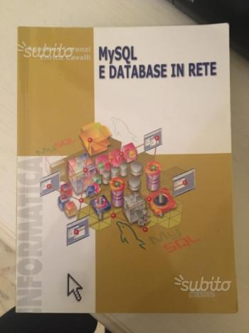 Libri scolastici di Informatica