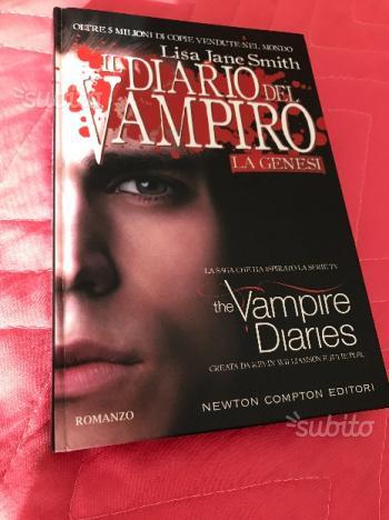 Libro The vampire diares nuovo