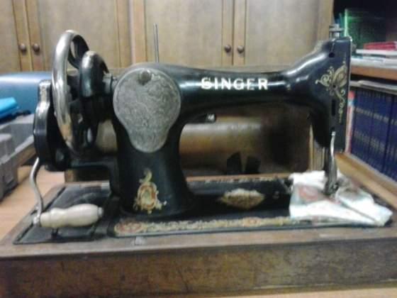Macchine da cucire primi '900