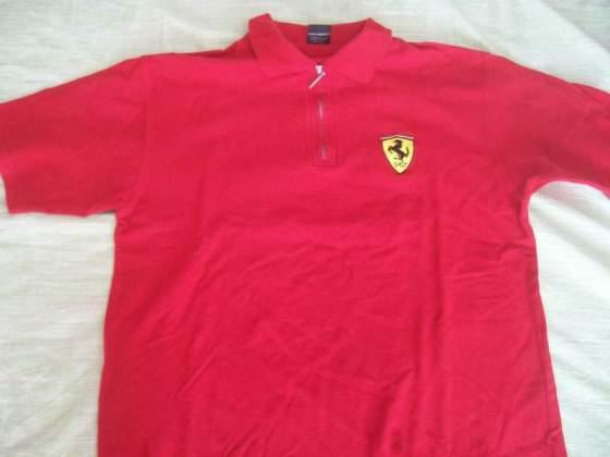 Maglia Ufficiale Scuderia Ferrari*