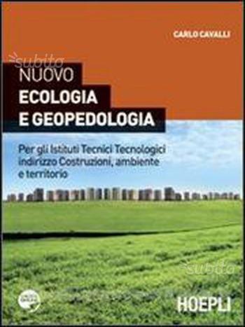 Nuovo Ecologia e geopedologia. Cavalli. Hoepli