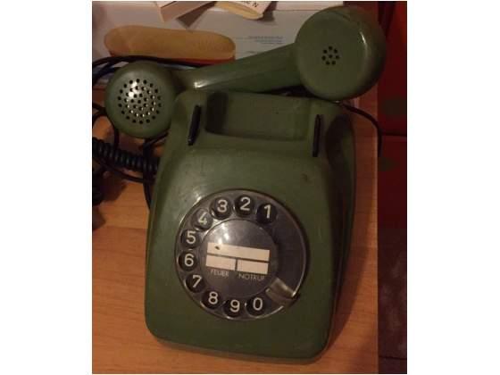 Telefono tedesco vintage