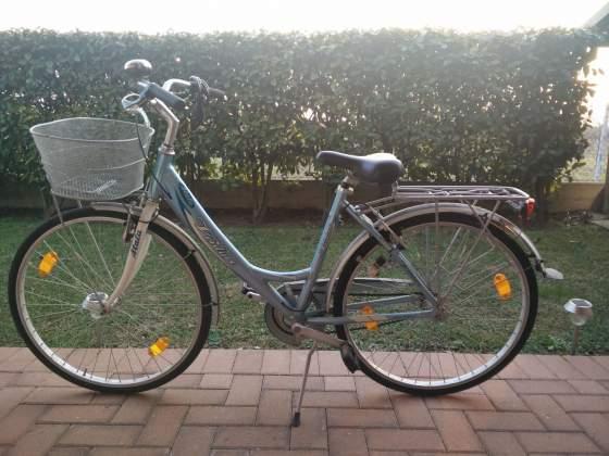 Bicicletta da donna in ottimo stato