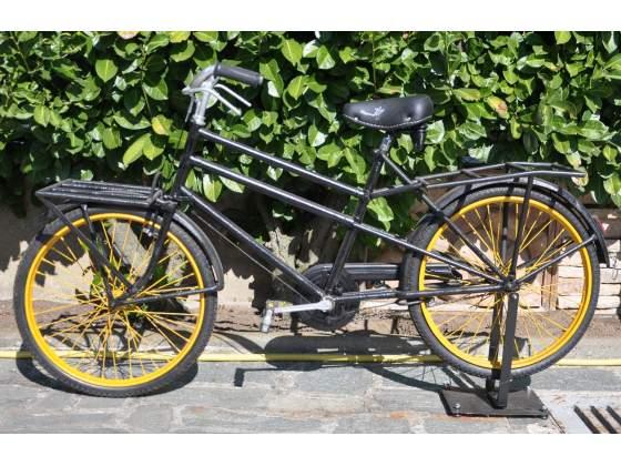 Bicicletta da panettiere anni 40