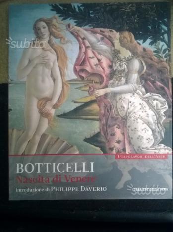 Botticelli la nascita di venere Philippe Daverio