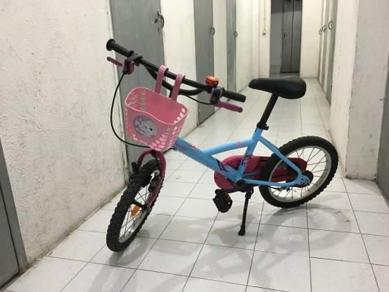 Decathlon bici bambina 16
