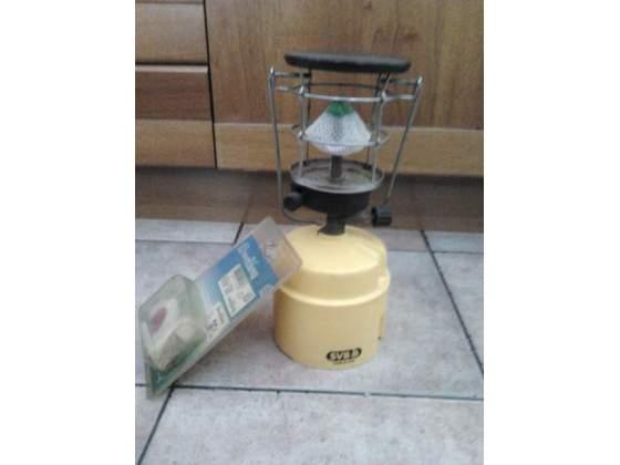 Lampada / Lanterna a gas per campeggio
