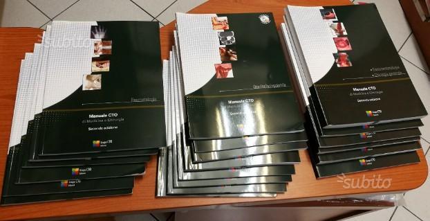 Manuali CTO specializzazioni medicina e chirurgia