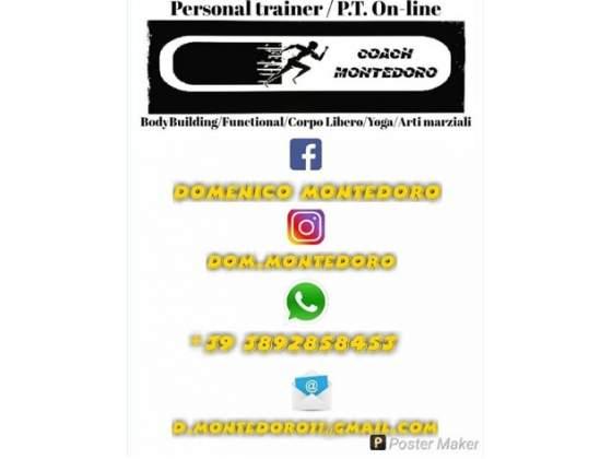 Personal Trainer. Fitness, Yoga e Difesa Personale