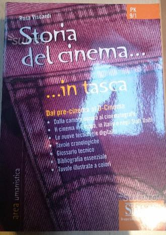Storia del cinema.in tasca - edizioni Simone