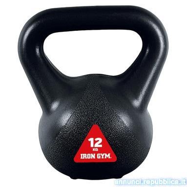 Iron Gym Kettlebell da 12 kg IRG038